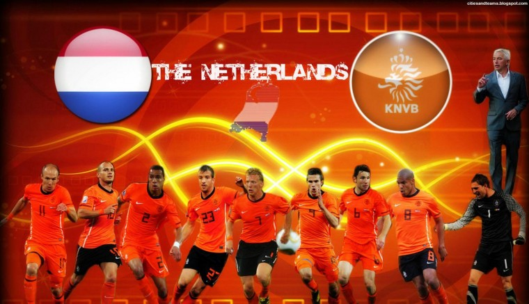 Netherlands national football team Wallpapers