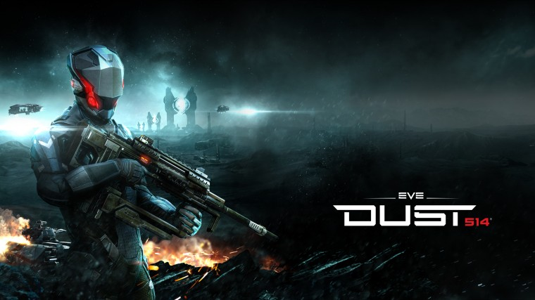 Dust 514 HD Wallpapers