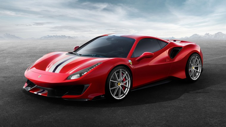 Ferrari 488 Wallpapers