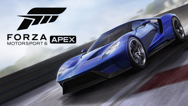 Forza Motorsport 6: Apex HD Wallpapers