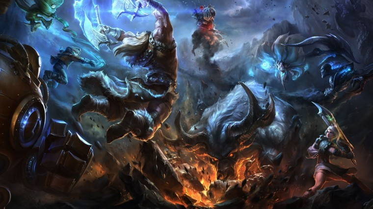League Of Legends HD Wallpapers
