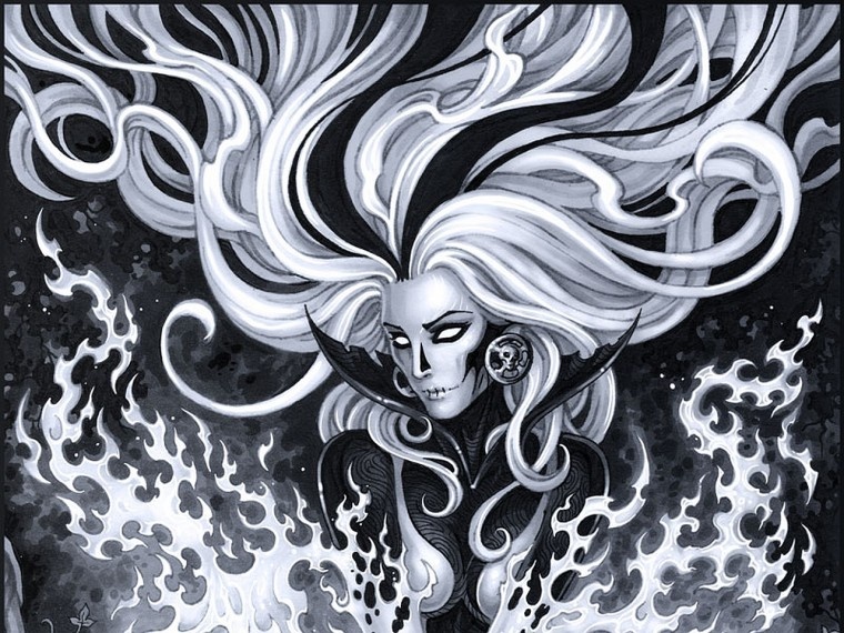 Silver Banshee Wallpapers