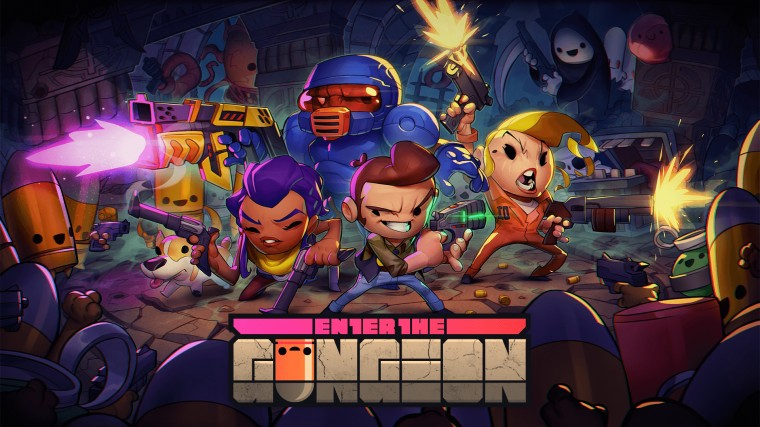Enter the Gungeon HD Wallpapers