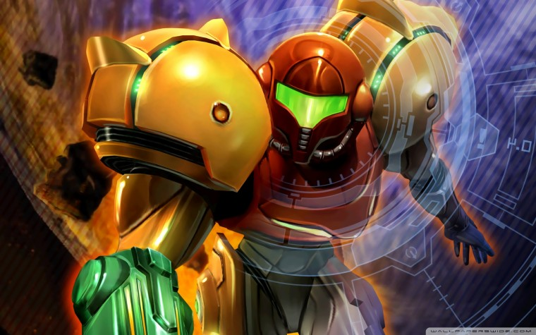 Metroid HD Wallpapers