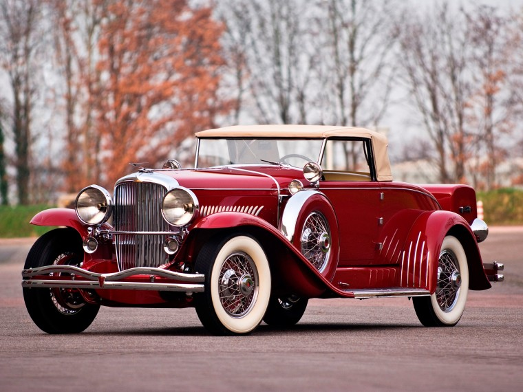 Duesenberg Model J Convertible Coupe Wallpapers