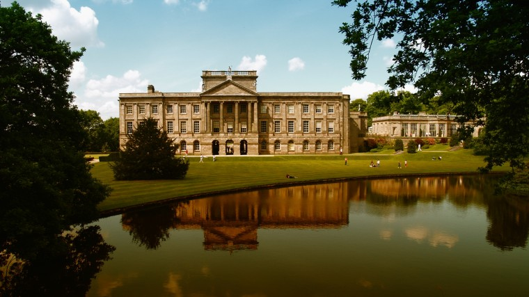Lyme Park Wallpapers