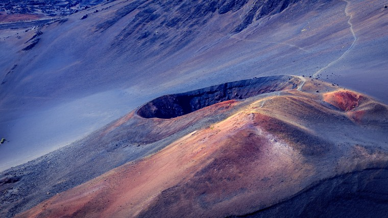 Haleakala Crater Wallpapers