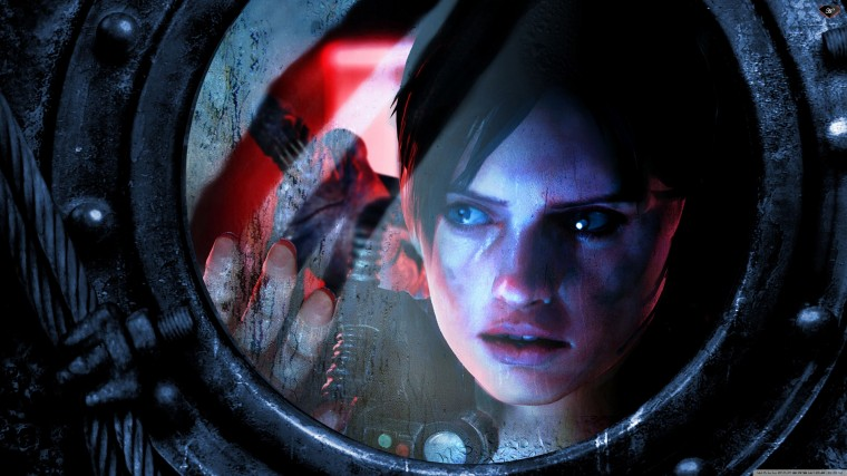 Resident Evil: Revelations HD Wallpapers
