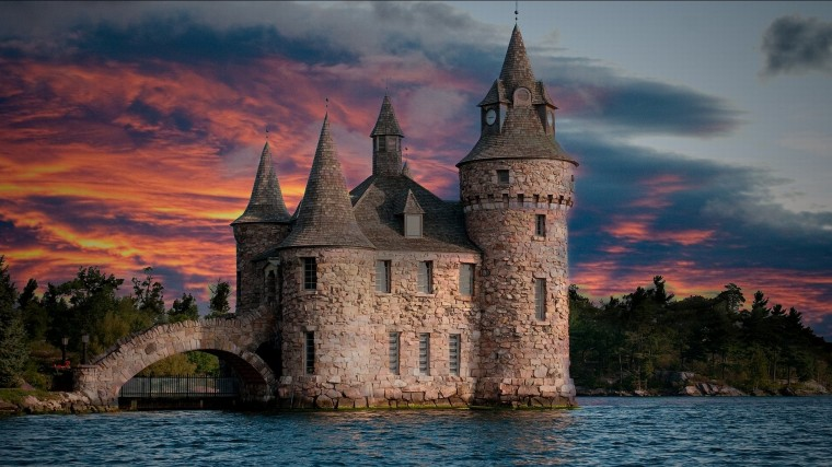 Boldt Castle Wallpapers