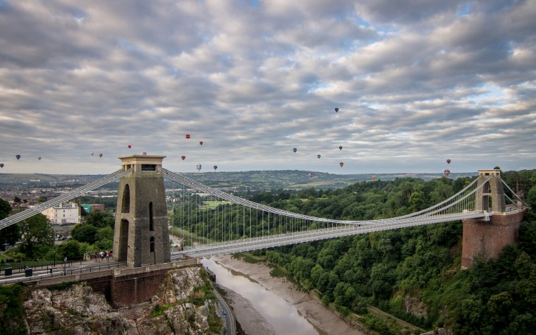 Clifton Suspension Bridge Wallpapers