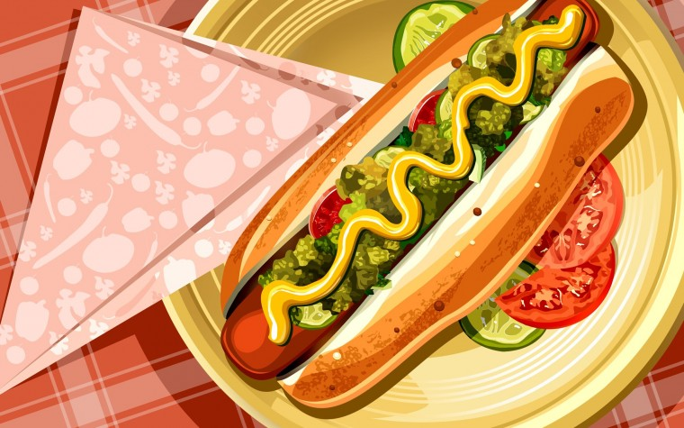 National Hot Dog Day Wallpapers