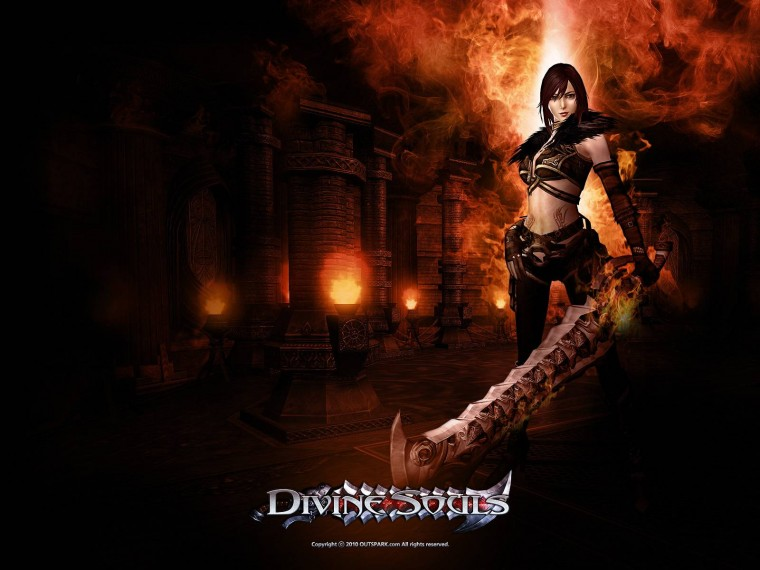 Divine Souls HD Wallpapers