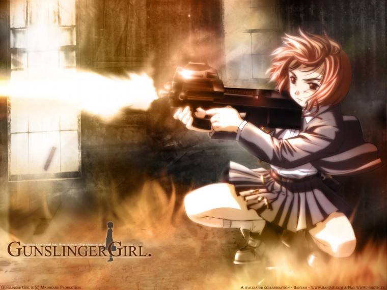 Gunslinger Girl Wallpapers