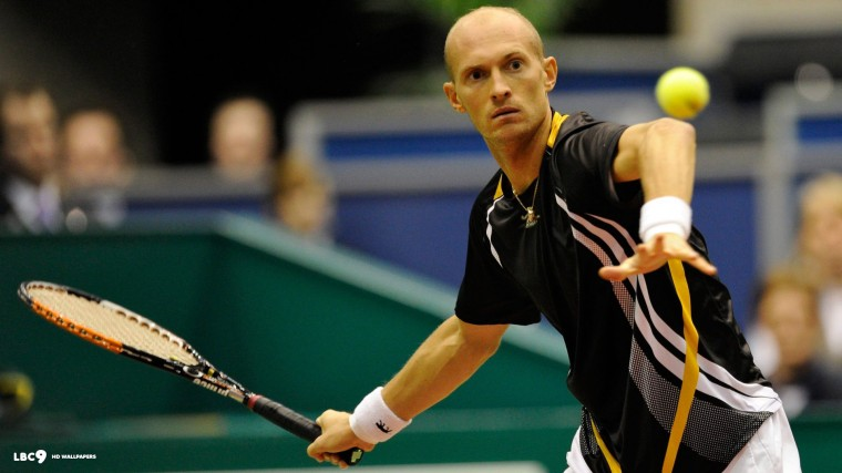 Nikolay Davydenko Wallpapers