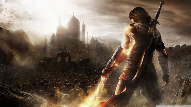 Prince Of Persia: The Forgotten Sands HD Wallpapers