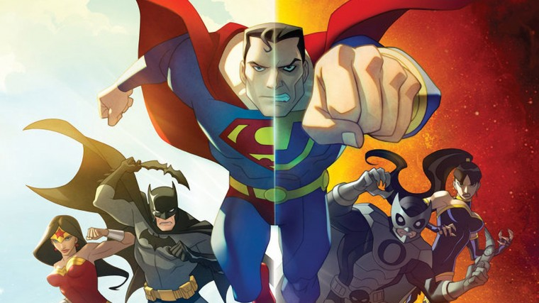 Justice League: Crisis on Two Earths Wallpapers