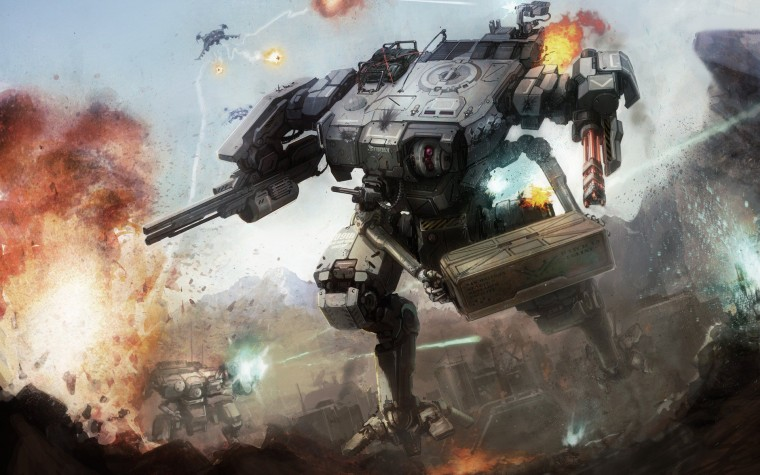 MechWarrior HD Wallpapers