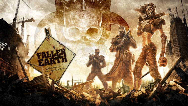Fallen Earth HD Wallpapers