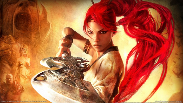 Heavenly Sword HD Wallpapers