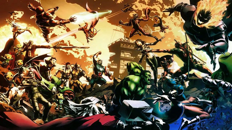 Ultimate Marvel Vs. Capcom 3 HD Wallpapers