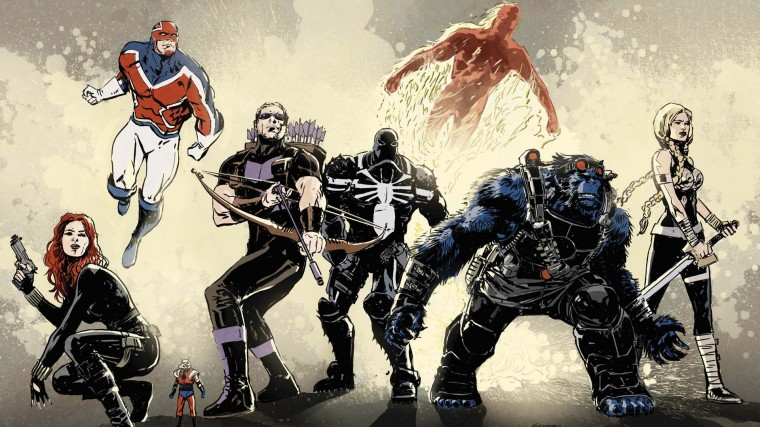 Secret Avengers Wallpapers