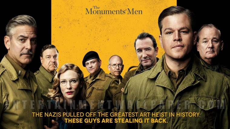 The Monuments Men Wallpapers