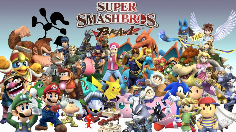Super Smash Bros. HD Wallpapers