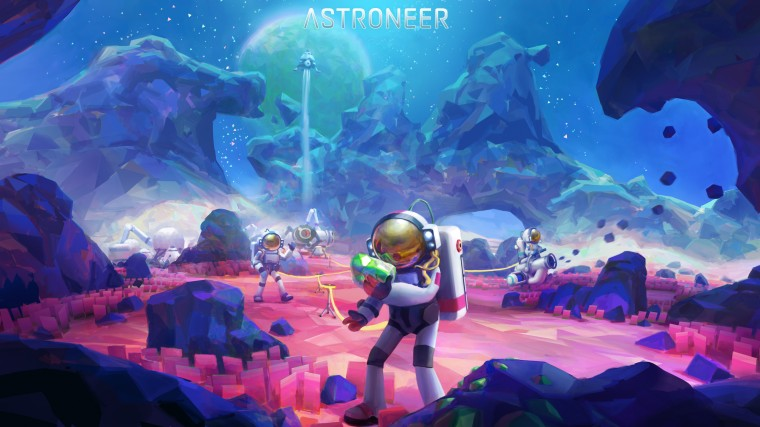 ASTRONEER HD Wallpapers