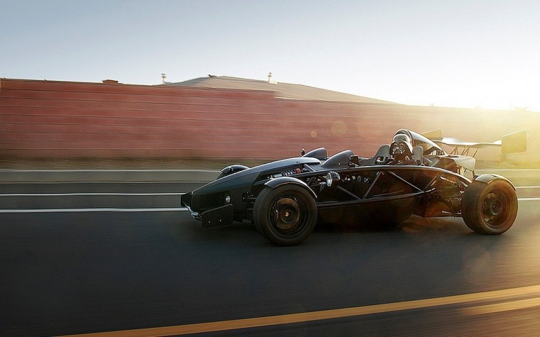 Ariel Atom Wallpapers