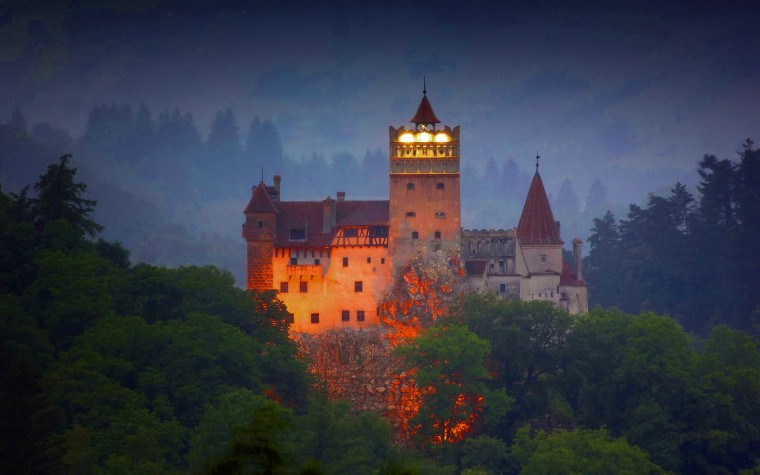 Bran Castle Wallpapers
