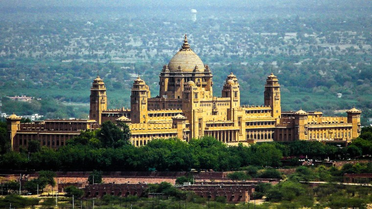 Umaid Bhawan Palace Wallpapers