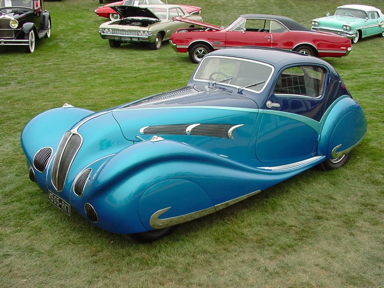 Delahaye 135 Wallpapers