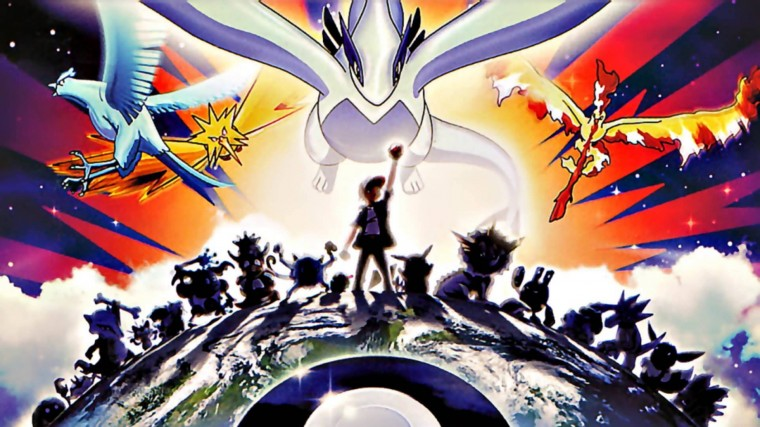 Pokemon: The Movie 2000 Wallpapers