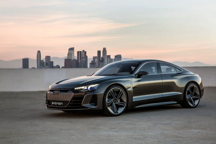 Audi E-Tron Wallpapers