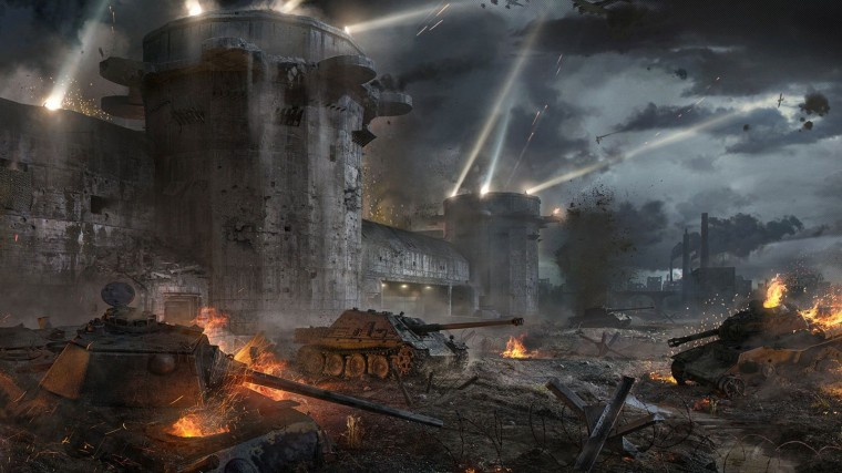 Flak Tower Wallpapers