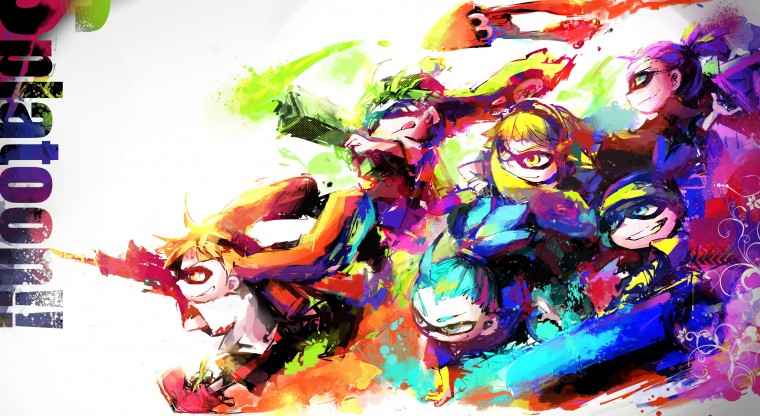Splatoon HD Wallpapers
