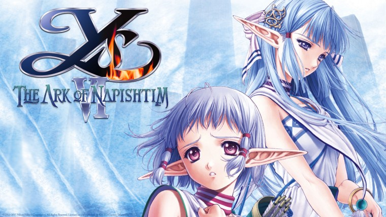 Ys: The Ark Of Napishtim HD Wallpapers