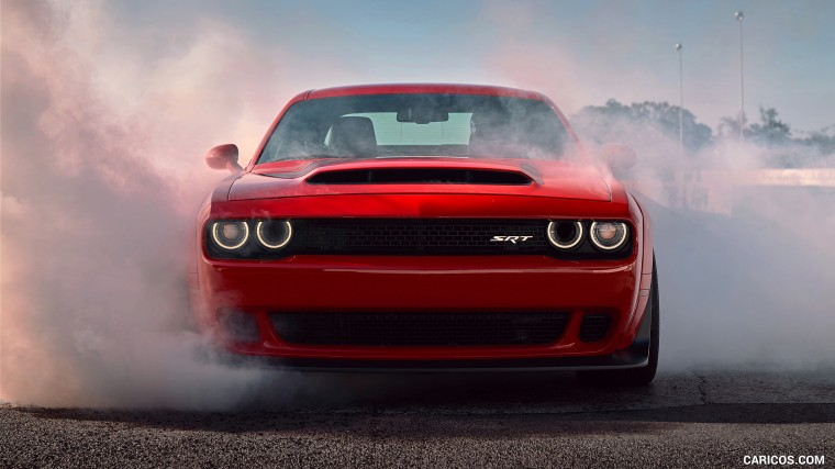 Dodge Challenger SRT Demon Wallpapers