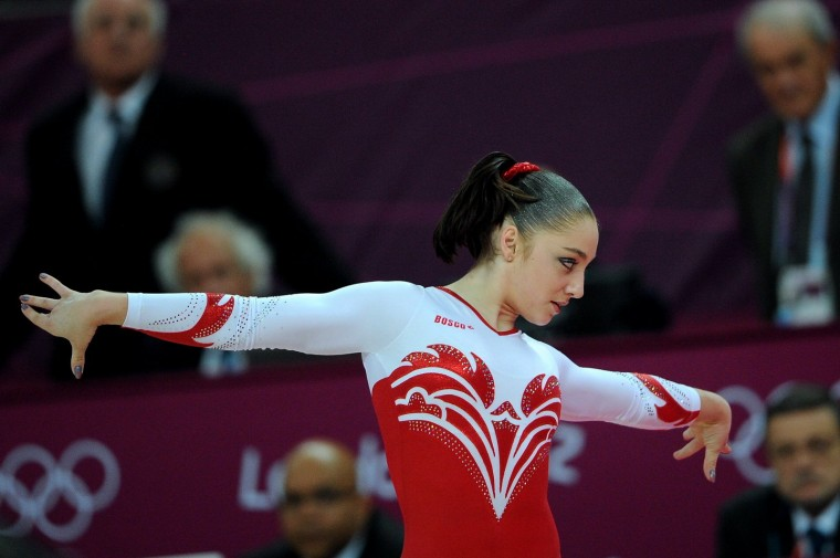 Aliya Mustafina Wallpapers