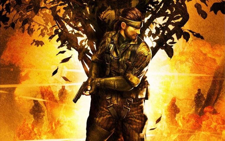 Metal Gear Solid 3: Snake Eater HD Wallpapers