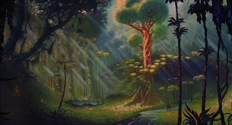 Ferngully: The Last Rainforest Wallpapers