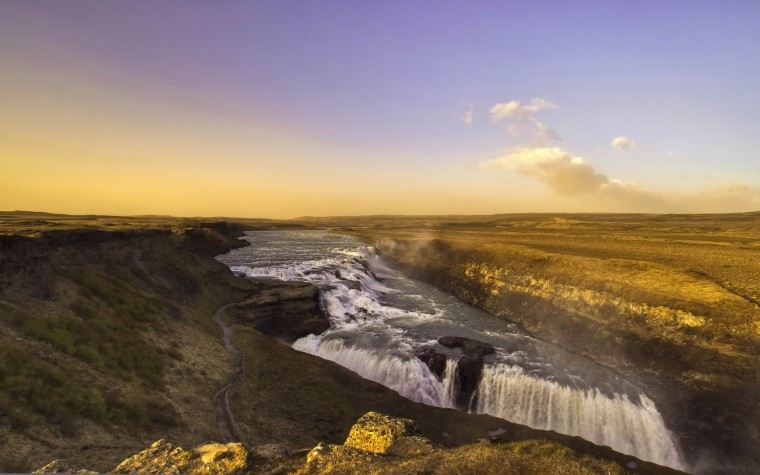 Gullfoss Wallpapers