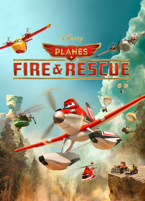 Planes: Fire & Rescue Wallpapers