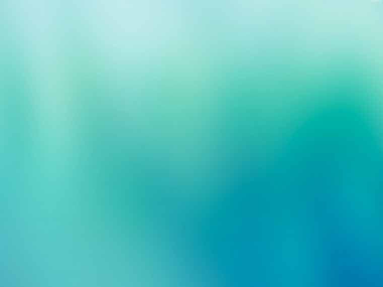 Turquoise Blur Wallpapers