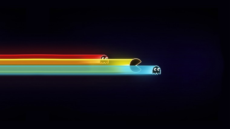 Pac-Man HD Wallpapers