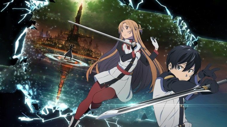 Sword Art Online Movie: Ordinal Scale Wallpapers