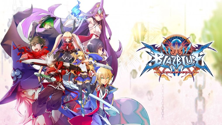 BlazBlue Centralfiction HD Wallpapers