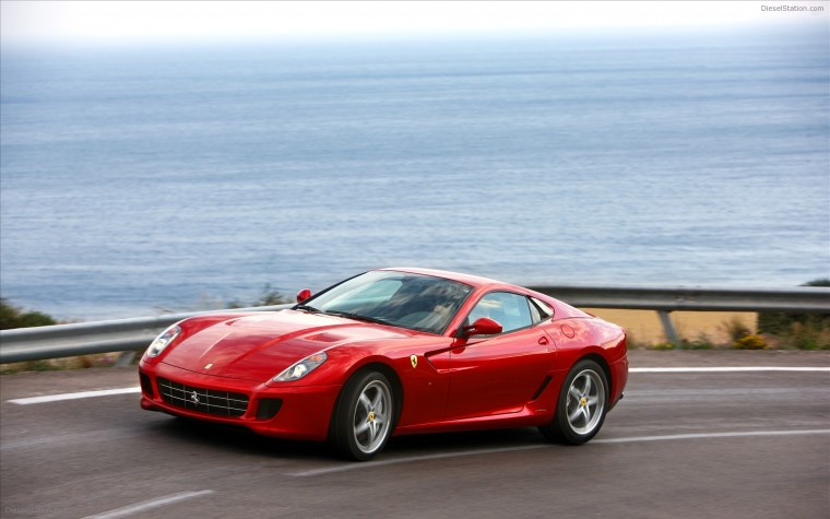 Ferrari 599 Gtb Fiorano Wallpapers