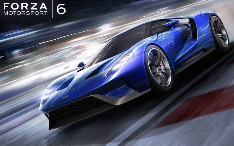 Forza Motorsport HD Wallpapers