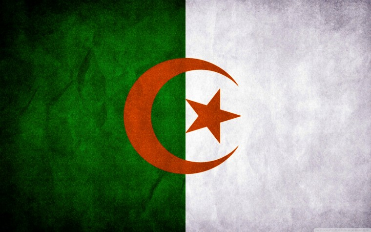 Flag of Algeria Wallpapers